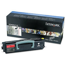 original Lexmark Tóner x340a21g X340A11G para X340 X342 nuevo A-artículo