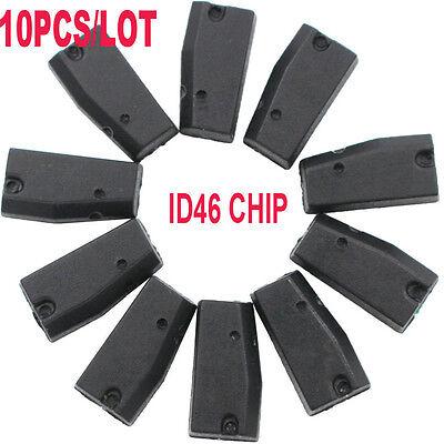 10PCS * Original Transponder Chip PCF7936AS ID46 Auto Blank Car Key Chips