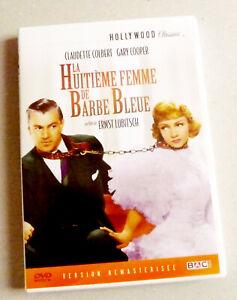 La-Huitieme-femme-de-Barbe-Bleue-LUBITSCH-dvd-Tres-bon-etat