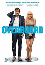 Overboard (Blu-ray/DVD, 2018, 2-Disc Set)