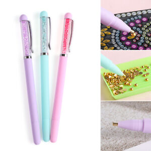 Accessories DIY 5D Diamond Painting Cross Stitch Crystal Pens Point Drill Pen
