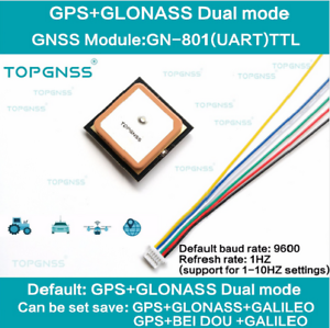 Ublox Neo-M8N module chip UART TTL Smart GPS gnss antenna