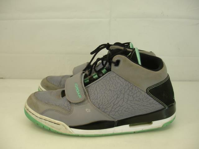 official photos 8240d 3bd81 Mens sz 11.5 Nike Air Jordan Flight Club 90 s Basketball Shoes 602661-013  Cement