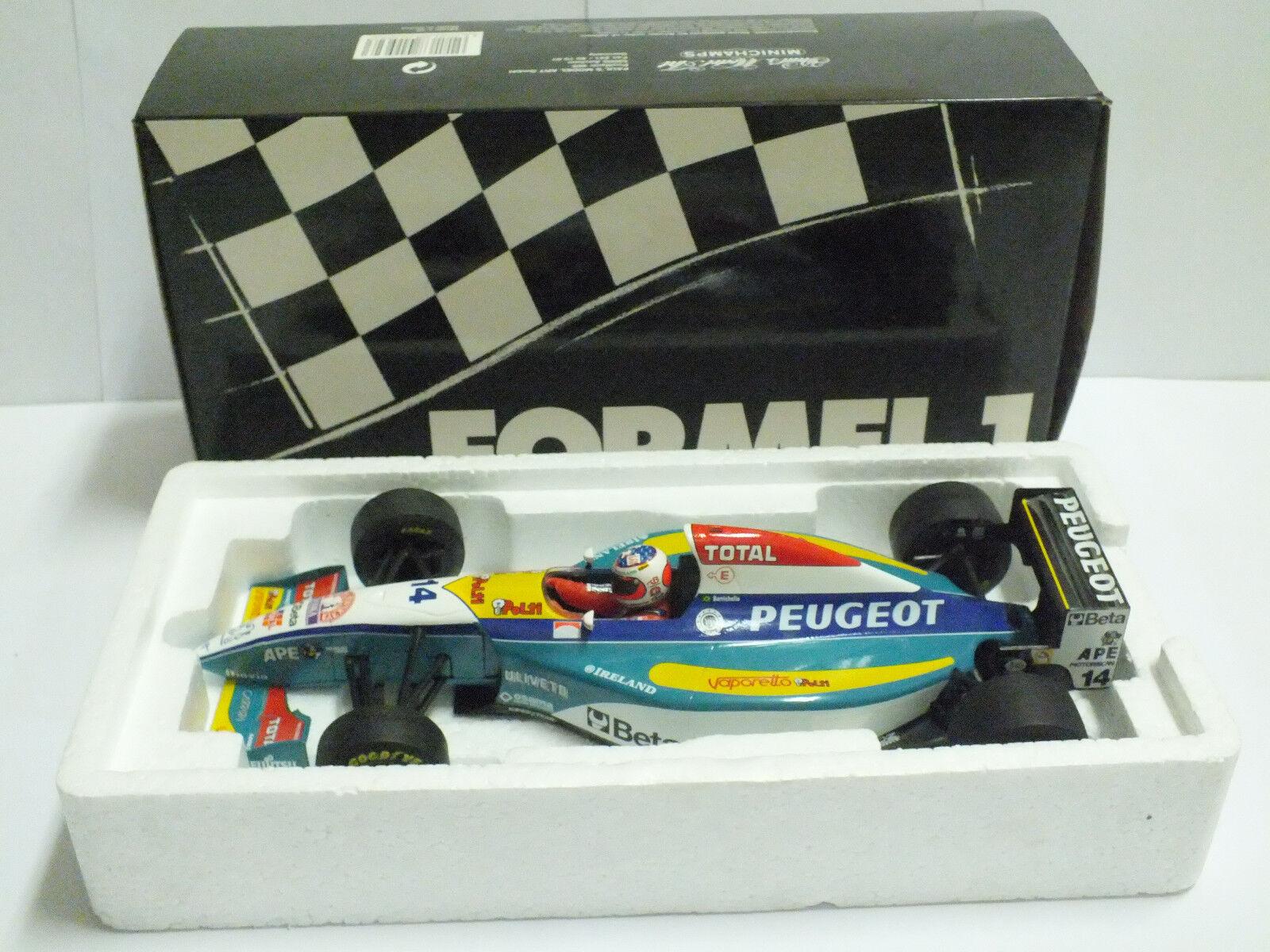 ordina ora goditi un grande sconto Jordan Peugeot Peugeot Peugeot EJR 195 R. Barrichello  1 18  Minichamps  spedizione veloce a te