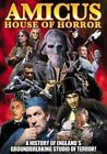 Amicus House of Horror a History of E 0089218107695 DVD Region 1