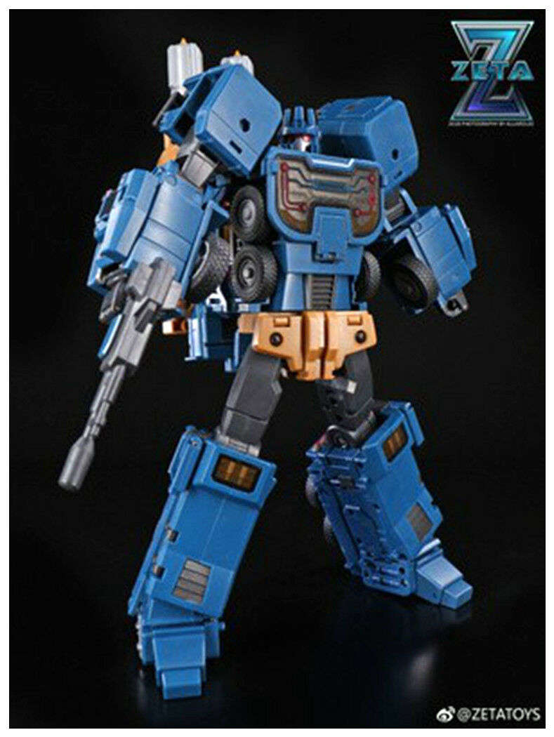New Transformers Toys Zeta ZA-03 Armageddon G1 Onslaught Masterpiece Toy
