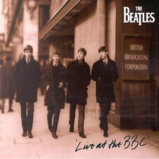 """The Beatles - Live at the BBC (Live Recording, 2001)  2CD SET """"FAT"""" CASE EDTION"""