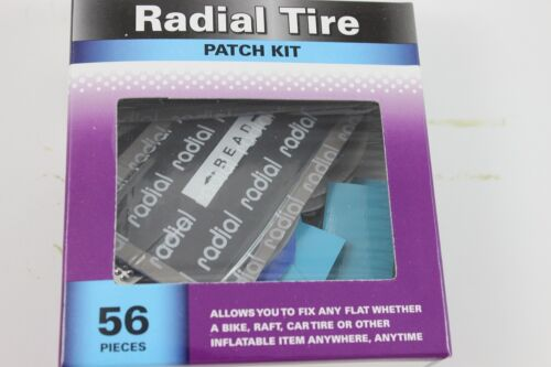 Details about  /20Pcs Car Tire Repair Radial Innertube inner tube rubber hole patch tool kYJlu