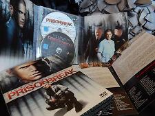 PRISON BREAK DVD - Staffel 1 / Season 1 - neuwertig mit Booklet