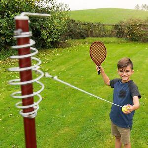 TOYMYTOY Racket /& Ball Set Shuttlecock Badminton Tennis Kids Indoor Garden Fun
