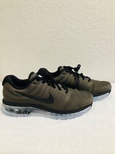 Details about NIB NIKE AIR MAX 2017 MEN'S RUNNING SHOE 849559 302 Cargo KhakiBlack Sz 9.5