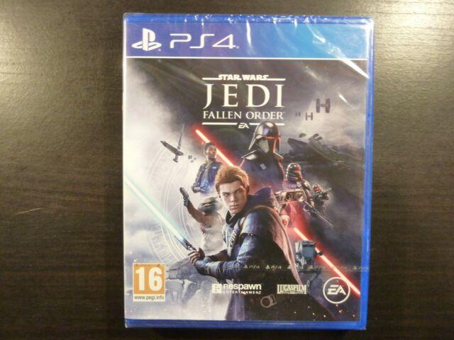 Sony PS4 Star Wars Jedi Fallen Order  Neuf sous Blister