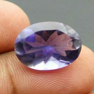 Natural Iolite Loose Gemstone 16.5X12 mm Oval Cut - 6.70-Ct - S42