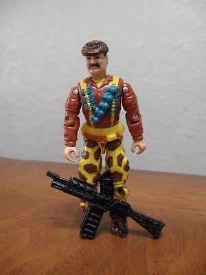 GI JOE LEATHERNECK Vintage Action Figure Battle Corps COMPLETE C9 v3 1993