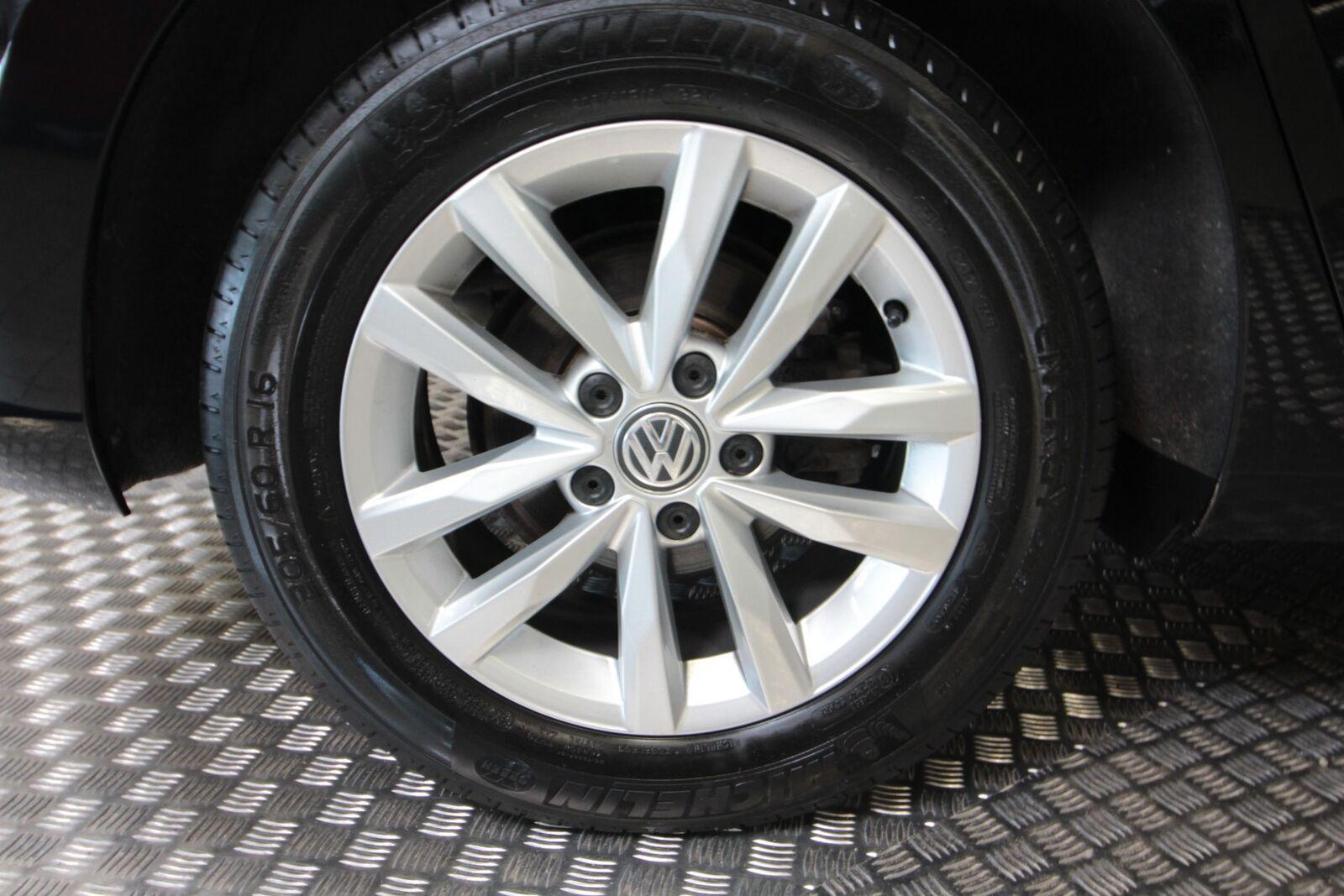 VW Touran TDi 115 Highline 7prs