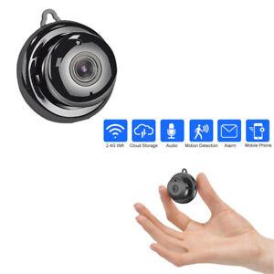 Camera-Ip-Sans-Fil-Wi-Fi-720P-Capteur-Mouvement-Securite-Vision-Nocturne-16Go