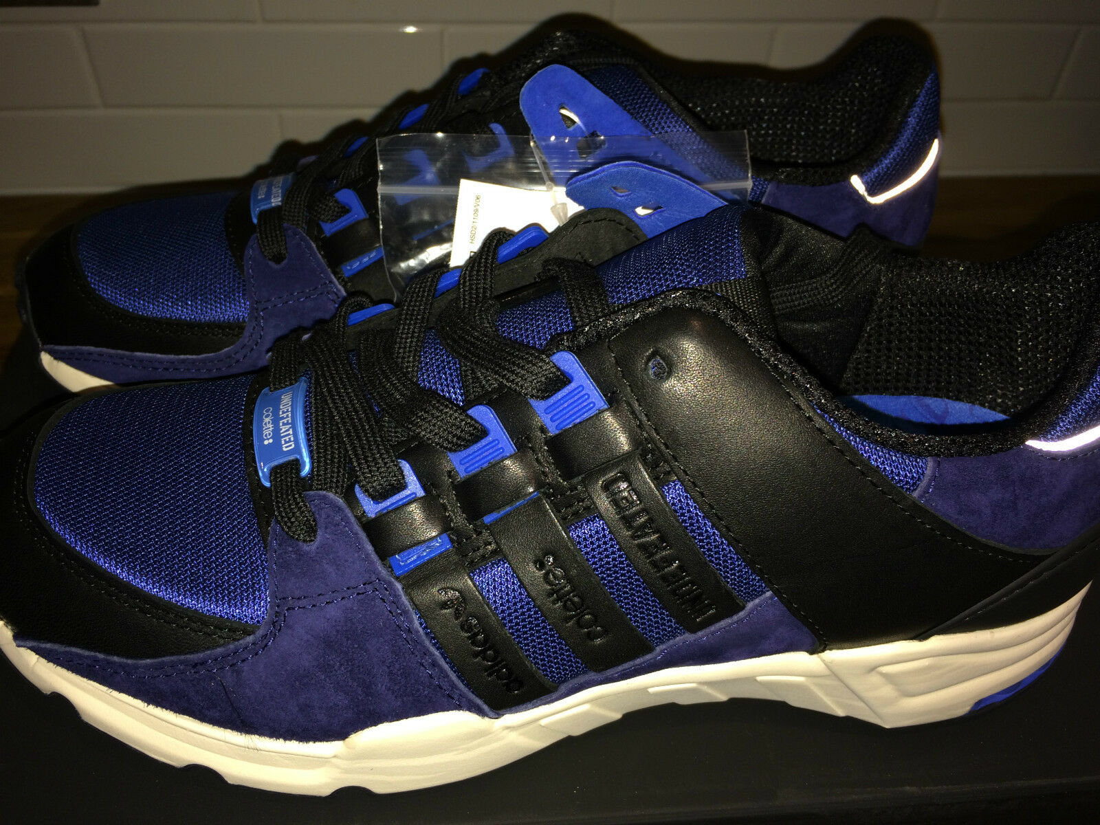 Adidas UNDFTD EQT Colette. Turnschuhe Exchange LTD Consortium UK 8 Eur 42 BNIB  | Qualitätsprodukte