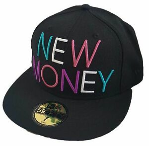071fc2c53ef Rock Smith Tokyo x New Era 59FIFTY Fitted Cap New Money Men s Hat ...