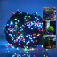 100-200-LED-Solar-String-Fairy-Lights-8-Mode-Waterproof-Outdoor-Party-Decoration thumbnail 47