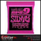 Ernie Ball 2239 RPS Nickel Wound Super Slinky Electric Guitar Strings 9-42 New