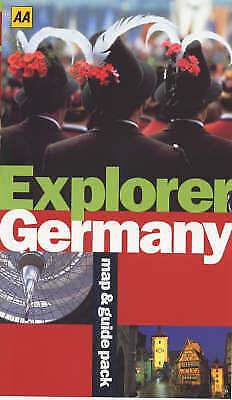 """AS NEW"" Ardagh, John, Germany (AA Explorer) Book"
