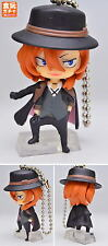 Bungo Stray Dogs anime Deformed Mini Figure - Chuya Nakahara