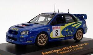 Ixo-1-43-Scale-RAM103-Subaru-Imprezza-WRC-Monte-Carlo-2003