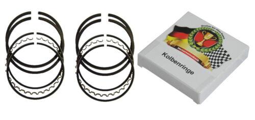 Kolben Piston rings Standardmaß STD 77,00 mm Suzuki GR650 Kolbenringe