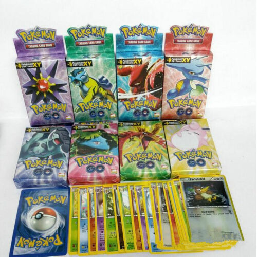 Pokemon Card Bundle Joblot 25x Cards Lot HOLOS Mixed Game Random ...