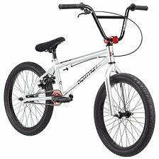 "20"" Hoffman BMX Cirrus Bike, Silver"