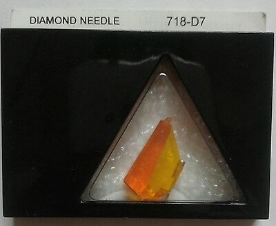 New Phonograph Needle Technics Panasonic 718-D7 718D7 replacement