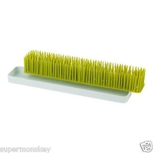 boon grass green patch countertop baby bottle accessory drying rack bn11005 ebay. Black Bedroom Furniture Sets. Home Design Ideas