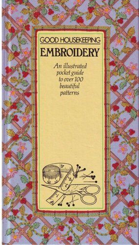 """1 of 1 - """"Good Housekeeping"""" Embroidery (Pattern Library),Dorothea Hall"""