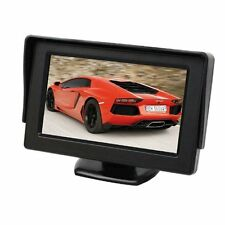 4.3 Inch Color LCD TFT Rear View Monitor Screen for Car Backup Camera