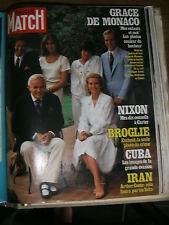 Paris Match N° 1613 25/4/1980 Grace de Monaco Ursula Andress Rolling Stones