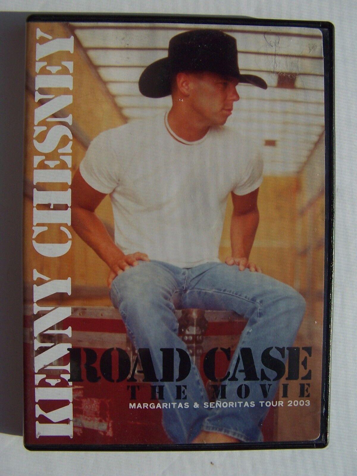Kenny Chesney Road Case DVD 828765956796