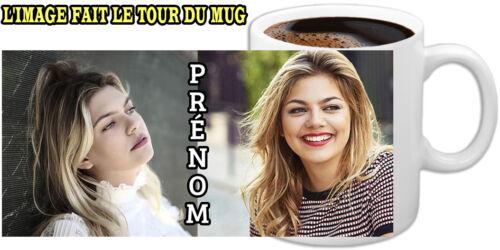 TASSE Mug Louane  personnalisé avec le prénom de votre choix