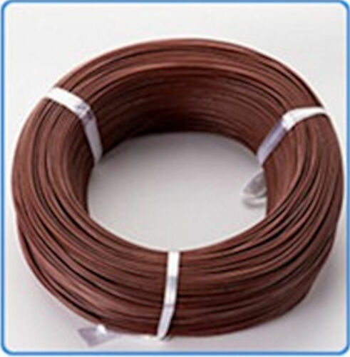 Flexible Silicone Cable Wire 1 METRE 8//10//12//14//16//18//20//22//24//28//30 AWG