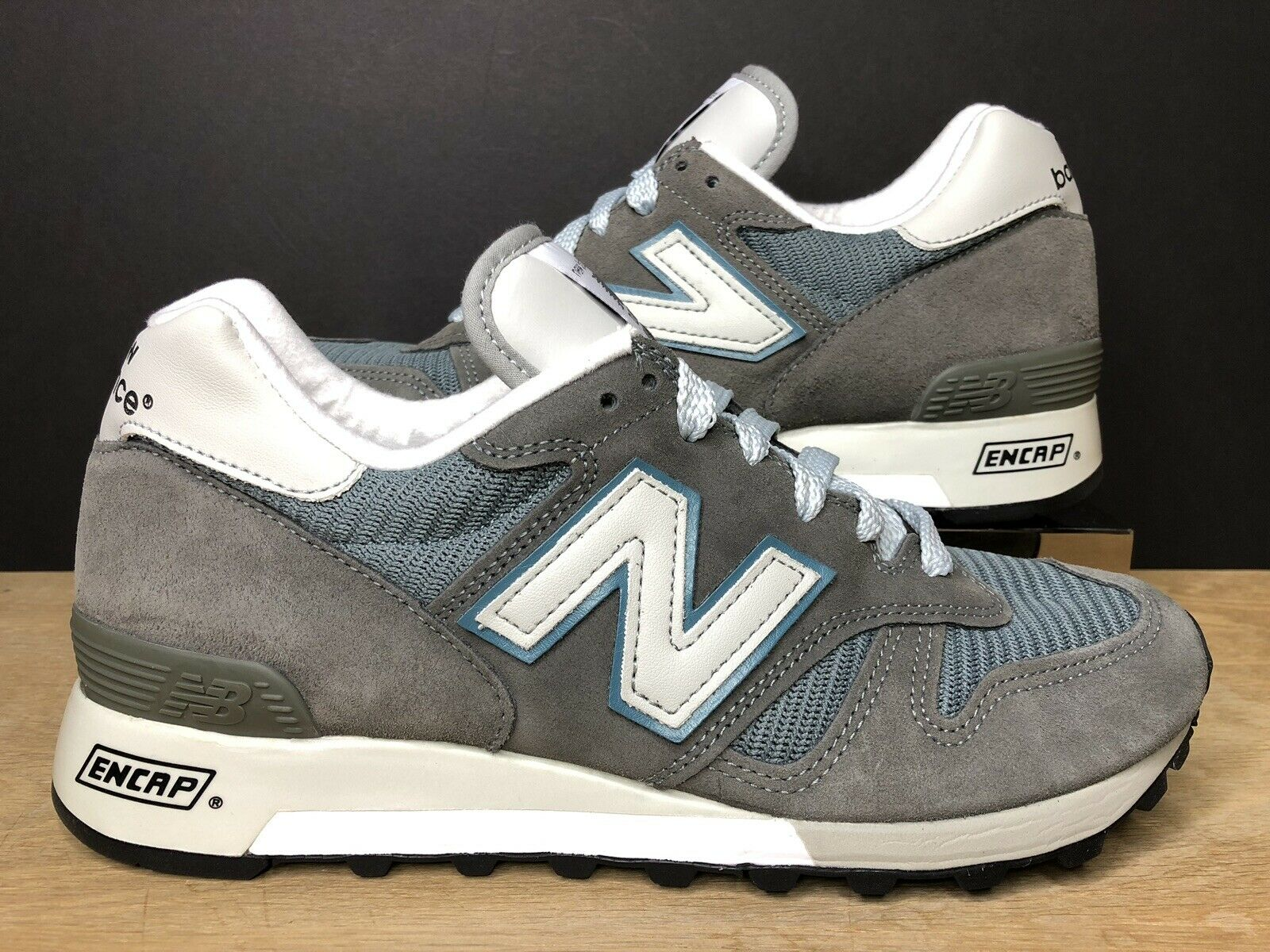 52b313dcb7cdd New Balance 1300 In USA 2E Grey M1300CLS Size 6.5 Heritage Made ...