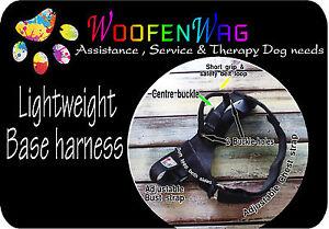 Strong-lightweight-harness-Service-Dog-Assistance-Dog-Harness-Vest