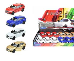 Jaguar-F-Pace-SUV-Modellauto-Auto-LIZENZPRODUKT-Massstab-1-34-1-39