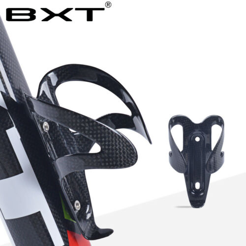 New Full carbon bike water bottle cages mtb//road Bike Water Bottle Cage Holder