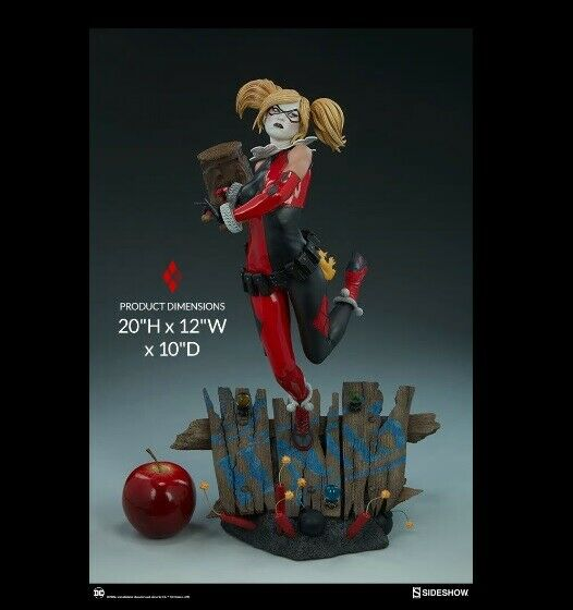 DC Harley Quinn Figura Premium Format Sideshow Collectibles 3004741