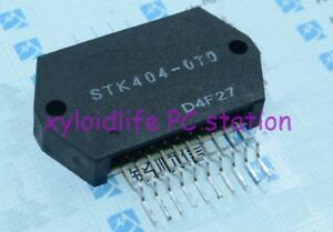 Ic Free Shipping >> Details About Original New Sanyo Stk404 070 Integrated Circuits Ic Free Shipping