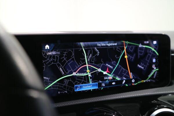 Mercedes A180 d 1,5 Business Progressive Line aut. billede 7