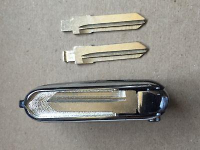BMW E21 E28 E30 FLIP KEY Switch Blade M3 318i 325i 528e 325is Ignition Door
