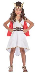 Girls-Goddess-Princess-Greek-Roman-Fancy-Dress-Costume-World-Book-Day-5-14yrs