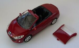 NOREV-3-Inches-Peugeot-308-Cc-Red-1-60-New-IN-Box