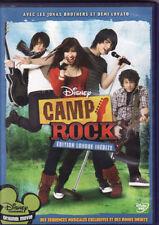 26363//DISNEY CAMP ROCK EDITION LONGUE INEDITE  DVD EN TBE