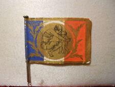 1914 - 1918 MEDAILLE INSIGNE JOURNÉE WW1 14-18 DRAPEAU ORPHELINAT DES ARMEES